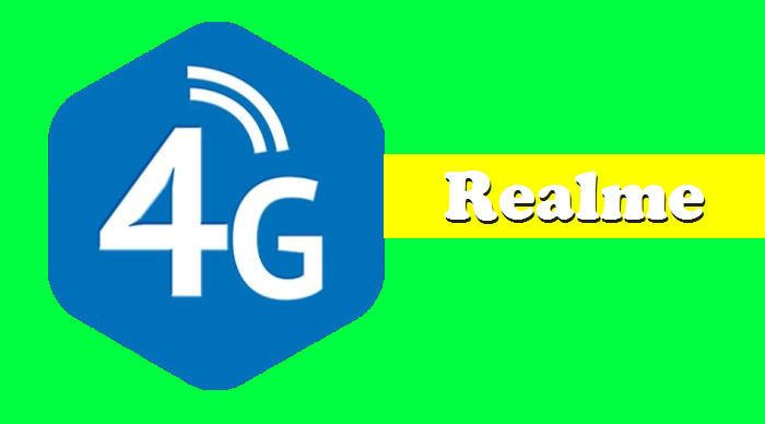 4G LTE Switcher Realme
