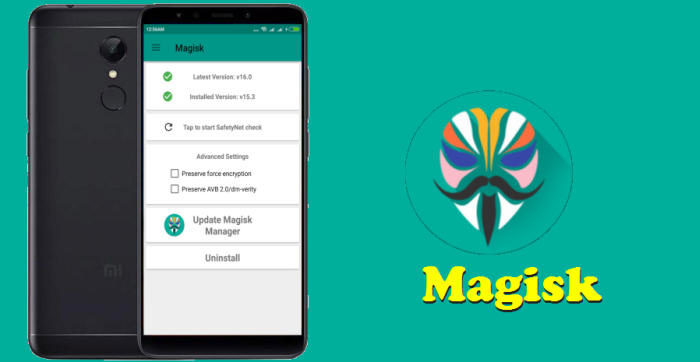 Cara Root HP Xiaomi Via Magisk