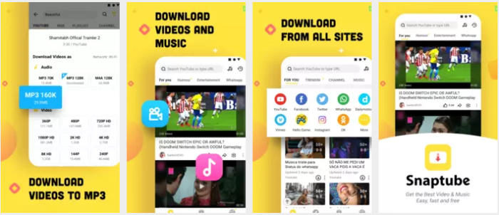 Download Lagu Youtube Lewat Snaptube