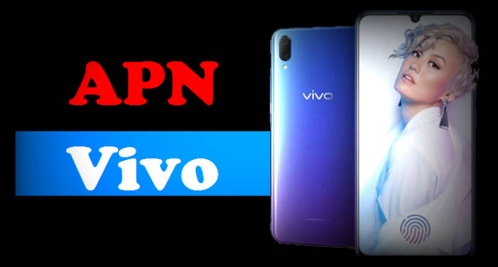 Cara Setting APN HP Vivo