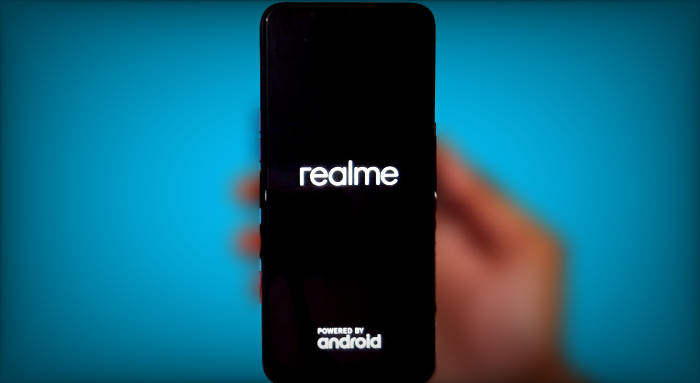 HP Realme Yang Bootloop