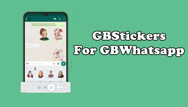 GBStickers for GBWhatsapp